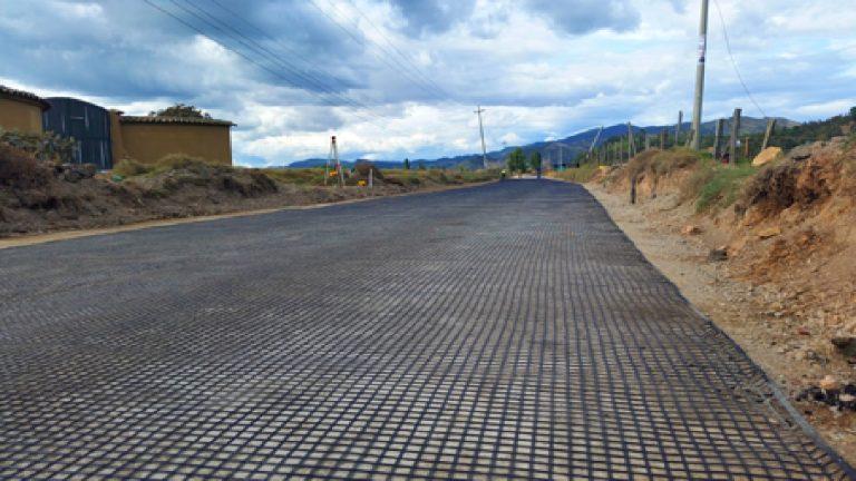 Geomallas biaxiales Lihar Perú