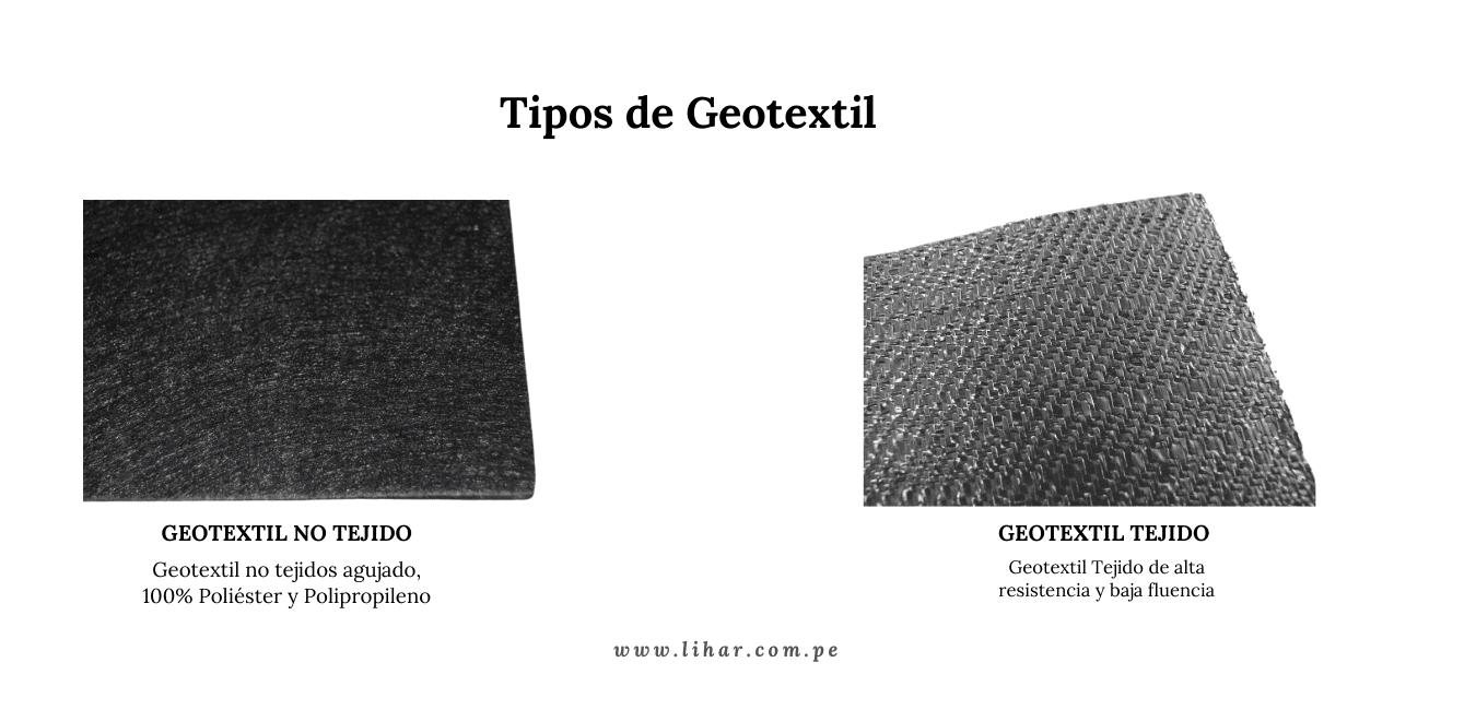 geotextil no tejido de poliester
