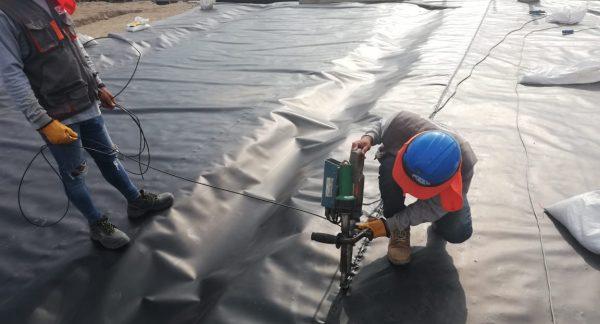 Cuánto cuesta el metro cuadrado de geomembrana