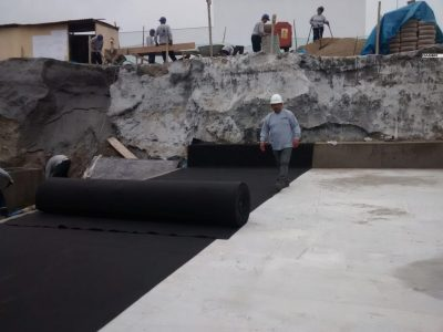costo de geotextil no tejido por m2