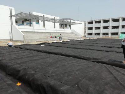 costo de geotextil