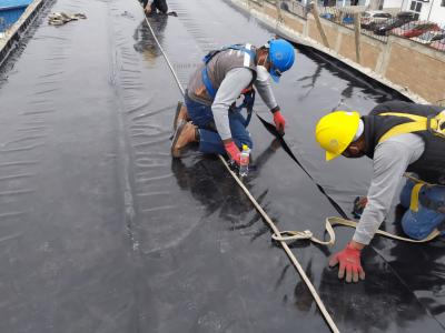 especificaciones tecnicas geomembrana pvc peru